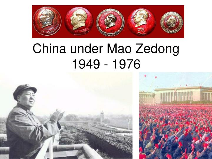 china under mao zedong 1949 1976 n.