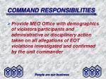 command responsibilities2