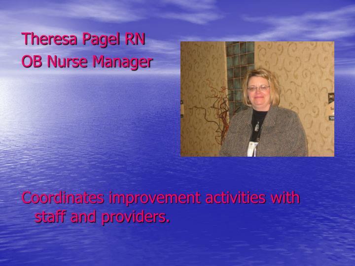 Theresa Pagel RN