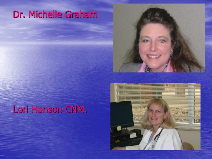 Dr. Michelle Graham