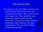 the power elite10