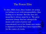 the power elite19