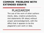 common problems with extended essays3