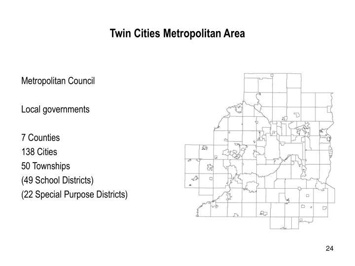 Twin Cities Metropolitan Area