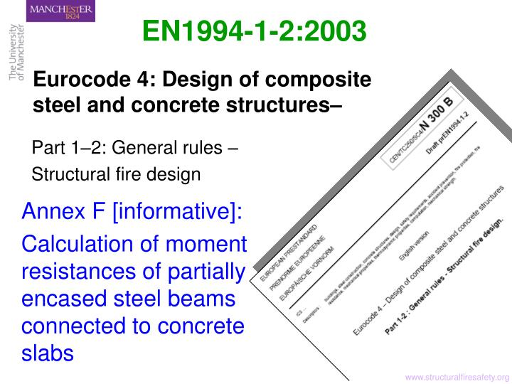 eurocode 4 design of composite steel and concrete structures n.