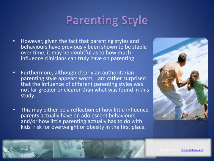 Parenting Style