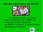 extra practice activity