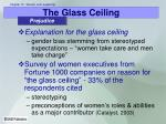 the glass ceiling11