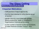 the glass ceiling5