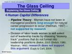the glass ceiling6