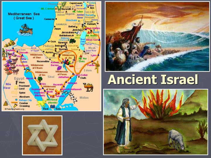 ancient israel n.