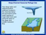 deep channel seasonal refuge use1