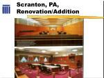 scranton pa renovation addition