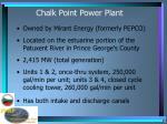 chalk point power plant