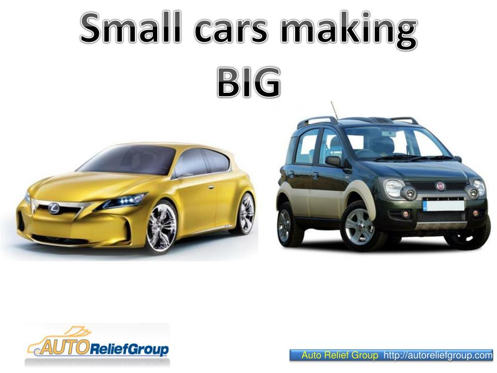 small cars making big l.