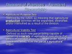 divisions of premises farmland stewardship1