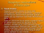 bangkitnya nasionalisme di dunia islam