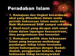 peradaban islam