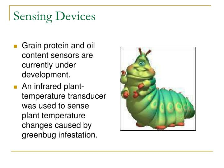 Sensing Devices