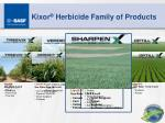 kixor herbicide family of products1