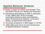 applied behavior analysis2