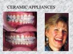 ceramic appliances