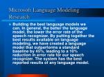 microsoft language modeling research3