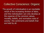 collective conscience organic2