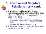 1 positive and negative relationships cont