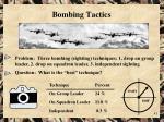 bombing tactics1