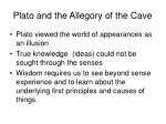 plato and the allegory of the cave