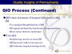 qio process continued1