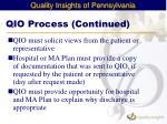qio process continued2