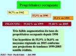propri taires occupants