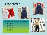 standard 72