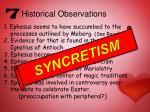 historical observations6