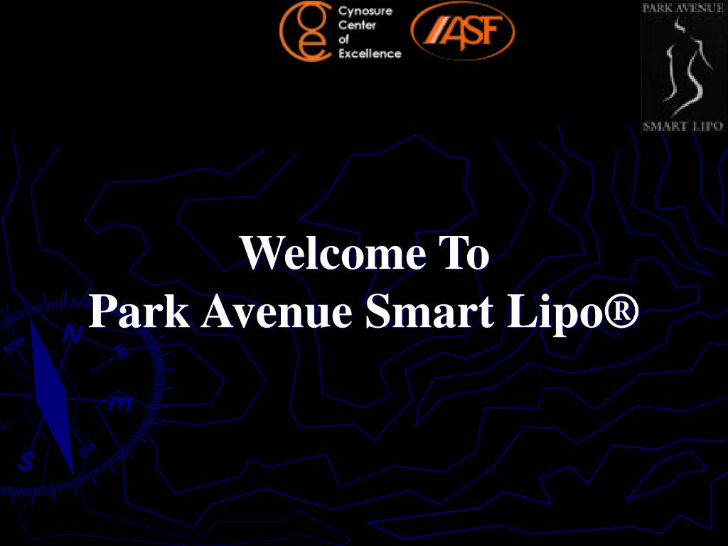 welcome to park avenue smart lipo l.