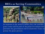 becs as serving communities1