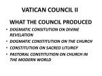 vatican council ii6