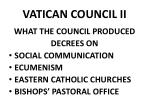vatican council ii7