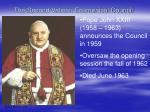 the second vatican ecumenical council16