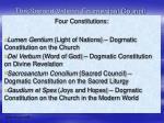 the second vatican ecumenical council20