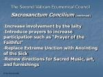 the second vatican ecumenical council40