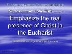 the second vatican ecumenical council41