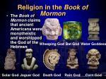 religion in the book of mormon