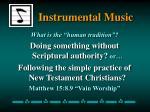 instrumental music3