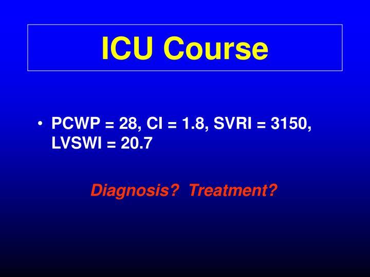 ICU Course