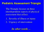 pediatric assessment triangle4