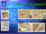 resource development1