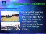 sustainability roadshow1